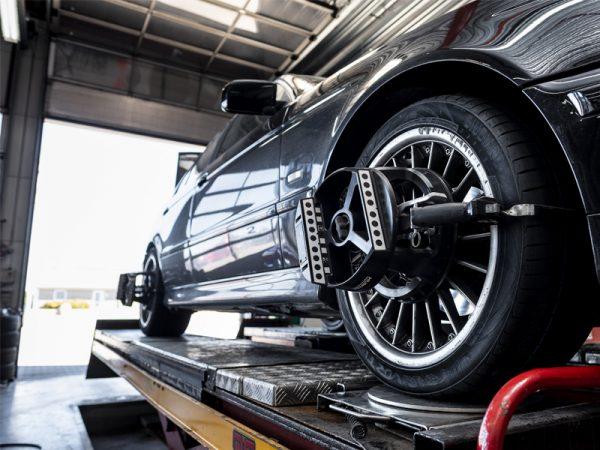 Afbalancering af dæk