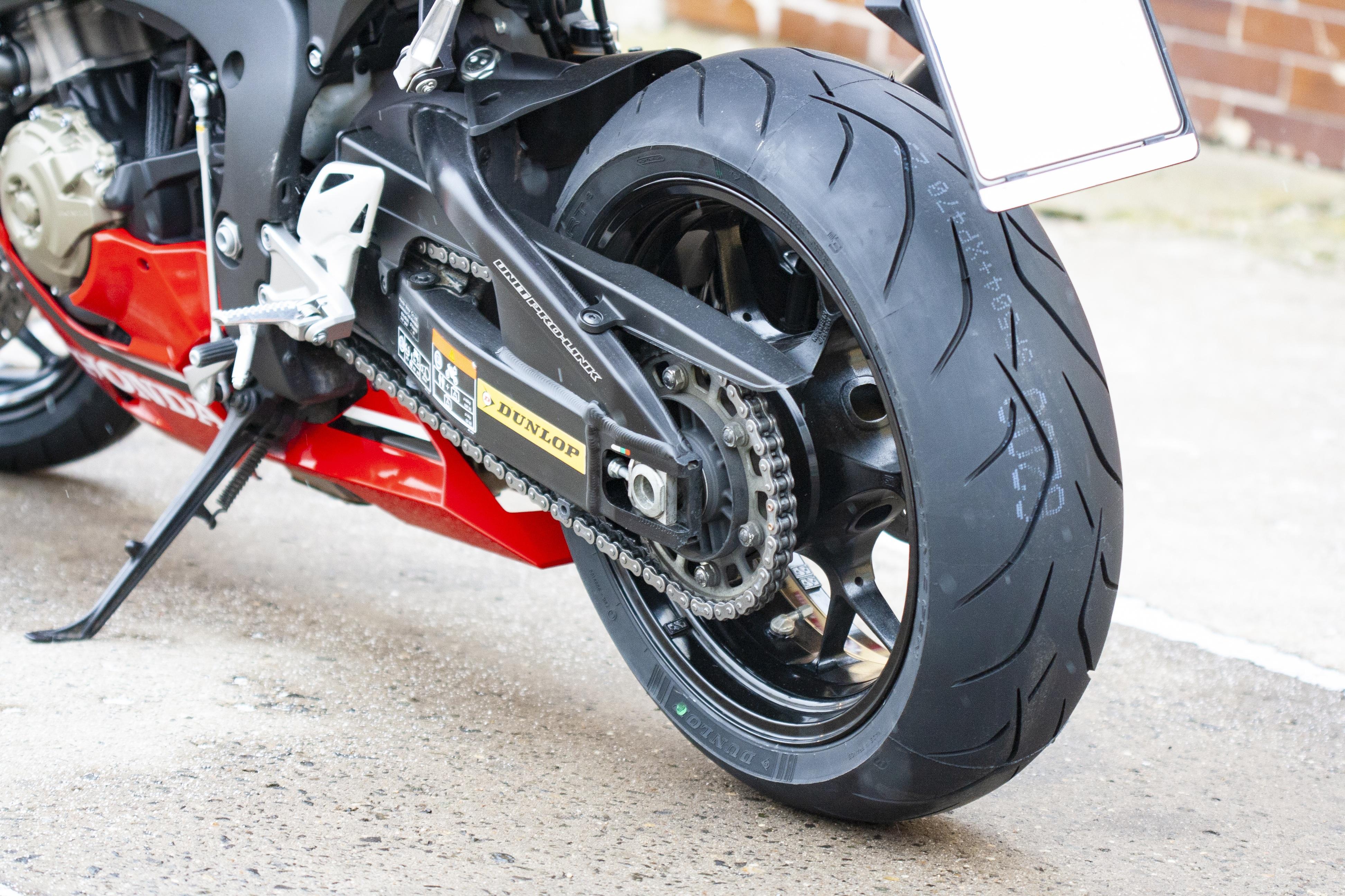 motorcykeldæk